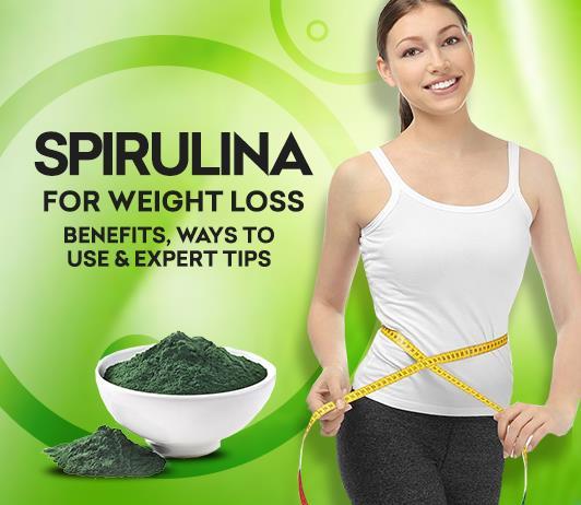 اسپیرولینا و کاهش وزن